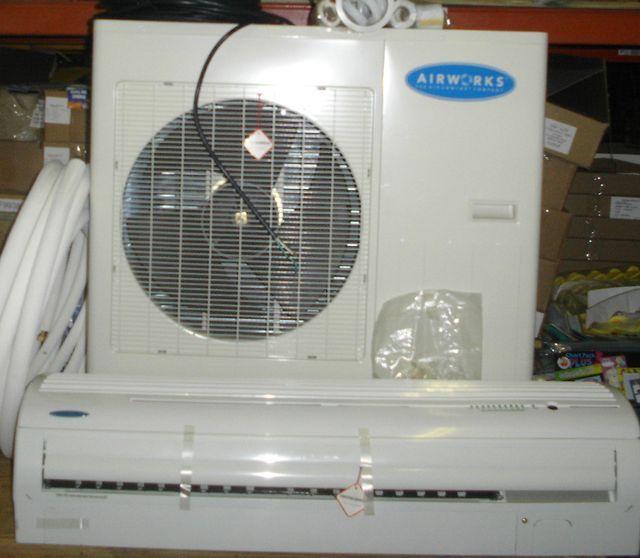 Airworks Mini Split Air Conditioner 18000 BTU