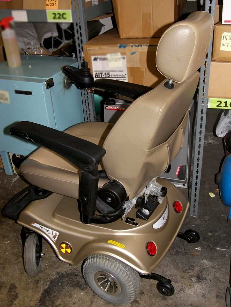 Liberty 312 Power Electric Chair Scooter Wheelchair Mobility Warranty