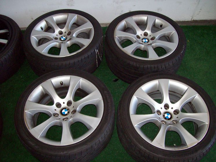 18 BMW Factory Wheels Tires 530 525 528 535 545 550 E60 530i 528i 535i
