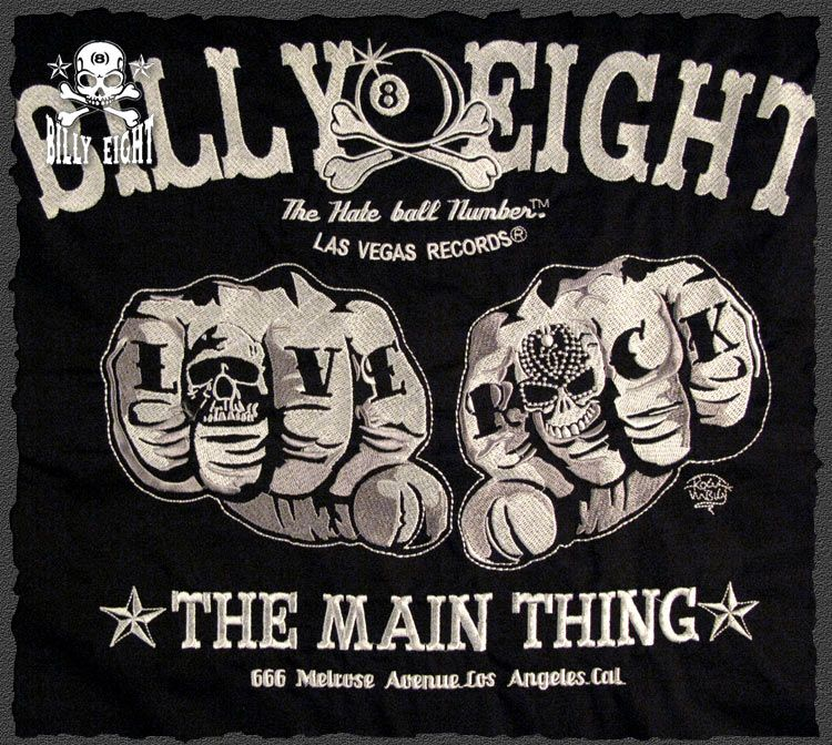 billy Eight★mens Casual Workshirt Rockabilly Tattoo Work Shirts