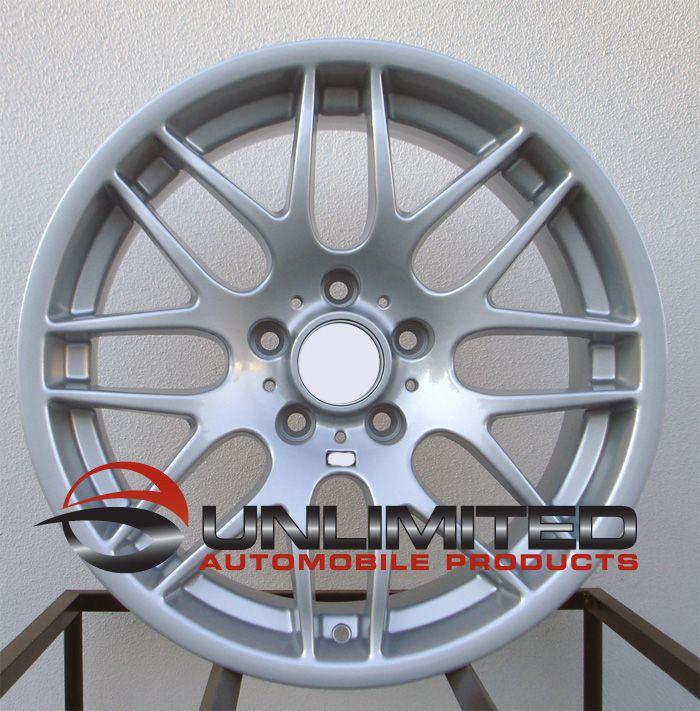 18 CSL Wheels Rims Fit BMW E90 325 328 330 335