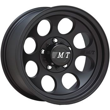 15x10 Black Wheel Rim Mickey Thompson 5x4 5 Jeep