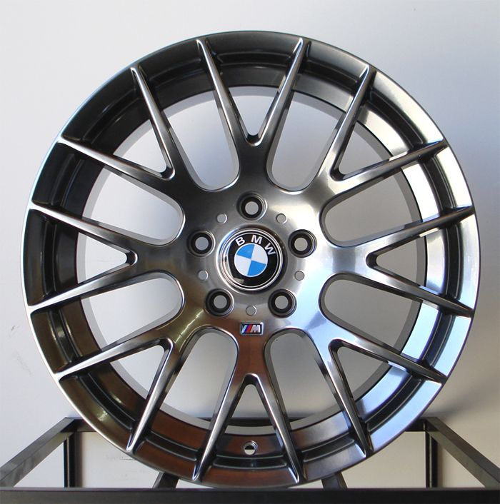 18 CSL Wheels Rims Fit BMW 525i 528i 530i 535i 550i M5