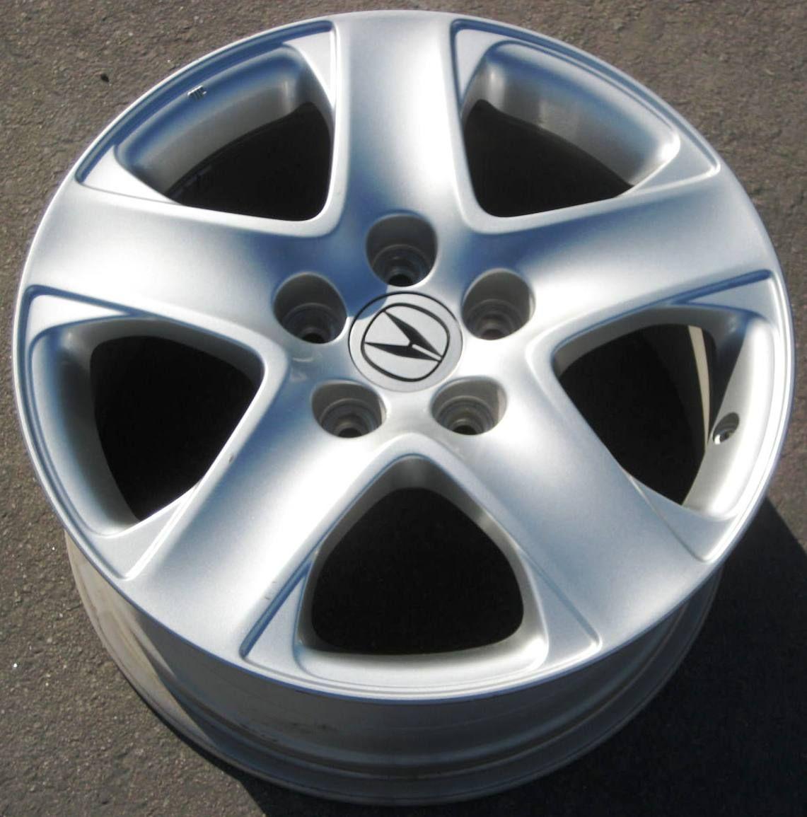17 Factory Acura RL Alloy Wheel Rim 71743 17x8 1 Single Call 714 940
