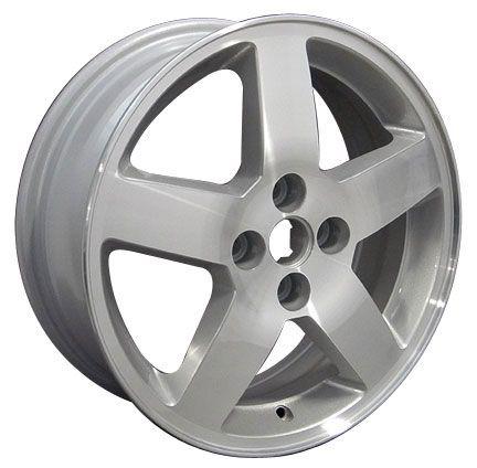 16 Rims Fit Chevy Cobalt Wheel Silver 16x6