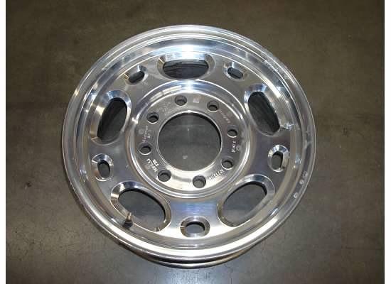 Chevy SILVERADO GMC SIERRA 2500 HD WHEEL Polished Rim OEM 00 10 3500