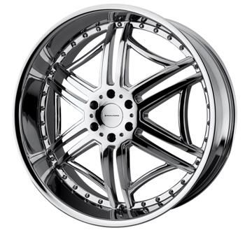 22 Chrome KMC Wheels Rims 6x5 5 Escalade Yukon Denali Tahoe Armada