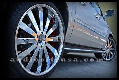 Giovanna Wheels and Tires Tahoe Escalade Chevy Rims Silverado Yukon
