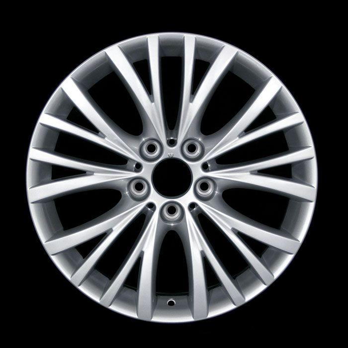 18 M Sport Silver Wheels Rims Fit BMW 3 Series E90 323i 325i 328i