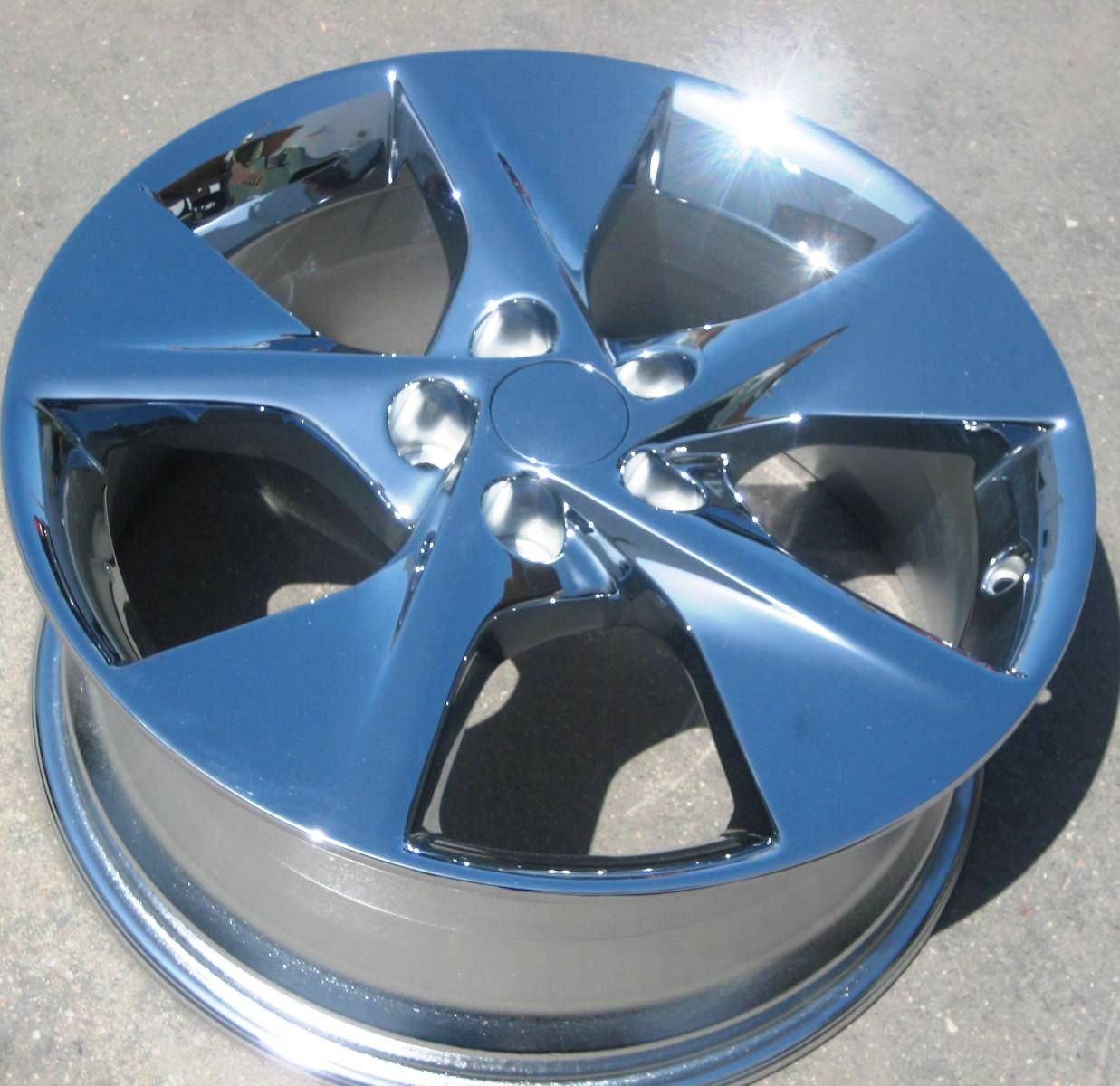 13 18 FACTORY TOYOTA CAMRY OEM CHROME WHEELS RIMS GS350 GS430 IS250