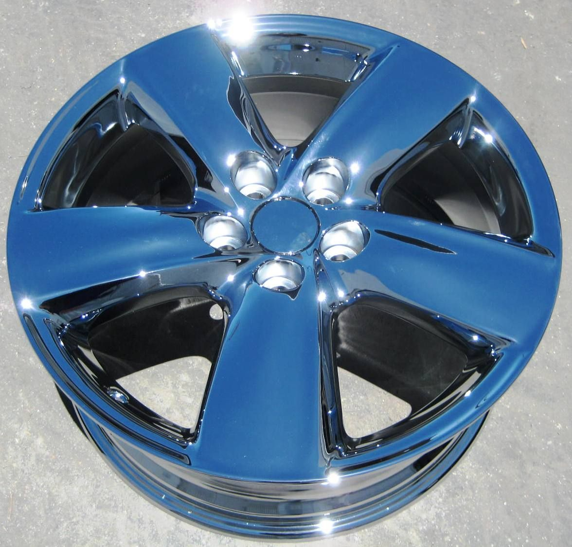 Stock 4 New Factory 19 Lexus LS460 LS600HL Chrome Wheels Rims