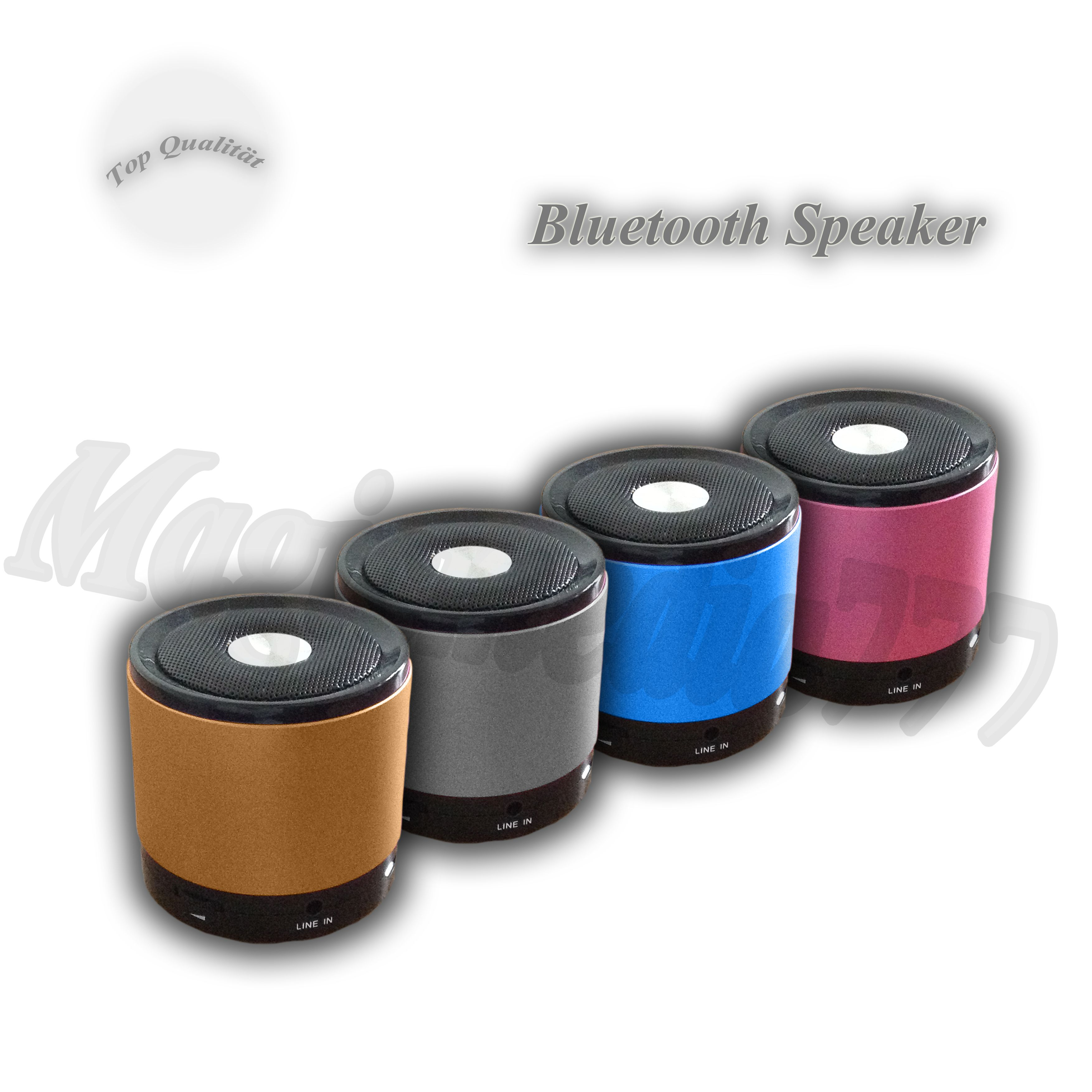 Wireless Bluetooth Musik Box speaker i phone i pod Handsfree Music