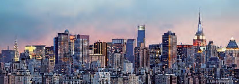 FOTOTAPETE New York Photo Tapete Wand Mural Skyline 370