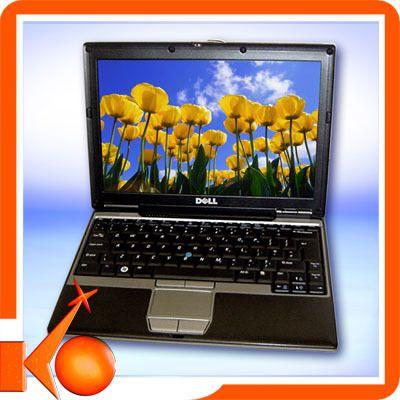 Dell D420 Core Duo 2x1 2GHz 1 5Gb 80GB 12 1 WXGA WLAN Latitude Subnote