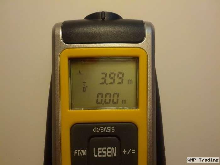 Workzone Entfernungsmesser Erfahrungen : Workzone ultraschall entfernungsmesser test: laser maßband. lasermax