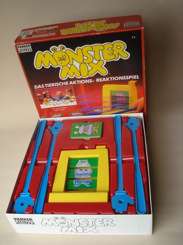 monster mix spiel